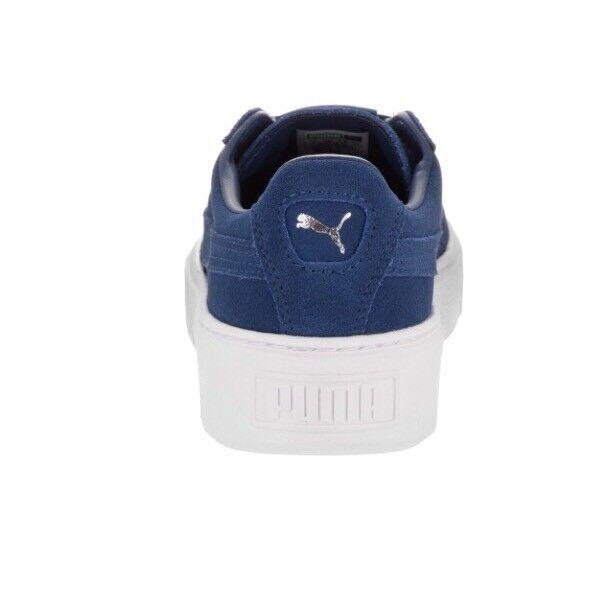 Puma Suede Platform Damens Casual Sneakers Schuhes 6 362223 02 Größe 6 Schuhes 250596