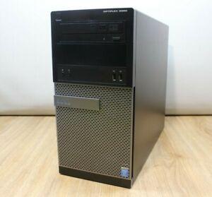 DELL-Optiplex-3020-Windows-10-Tower-PC-Processore-Intel-Core-i3-4th-Gen-3-4GHz-4GB-320GB-HD