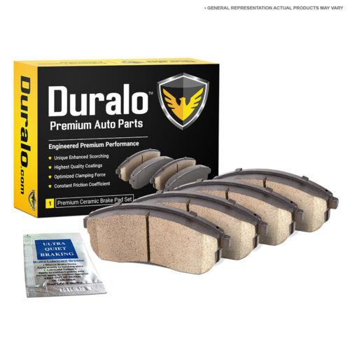 For Subau Legacy Impreza 1997 1998 1999 2000 Duralo Ceramic Front Brake Pads DAC