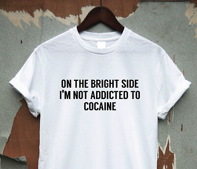 The bright side - t shirt tee dope hipster cool tumblr geek Funny humour S M L