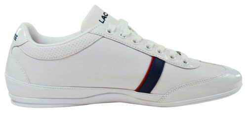 Lacoste Misano Sport sl SLX White Black Missano W negro//blanco zapatos
