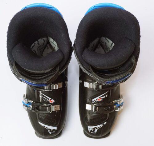 PE527 Skisport & Snowboarding Skischuhe Nordica N4R NXT Jugend Skischuhe MP 24 größe 38
