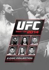 UFC: Best of 2014 (DVD, 2015, 2-Disc Set)