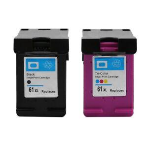 Comp-Ink-Cartridges-For-HP-61-XL-Deskjet-1000-1510-2000-2510-3000-3050-9w