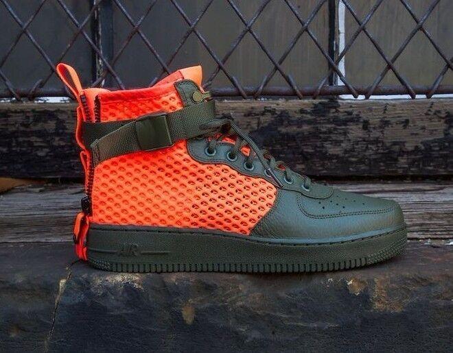 Homme Nike SF QS AIR FORCE 1 MID QS SF taille 6 Chaussures de sport pour hommes et femmes 97419b
