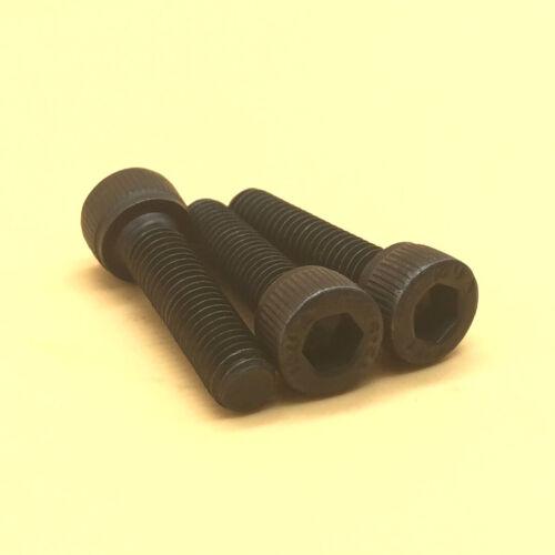 """Select Size 1//4/""""-20 to 5//16/""""-24 Allen Hex Socket Head Cap Screws"""