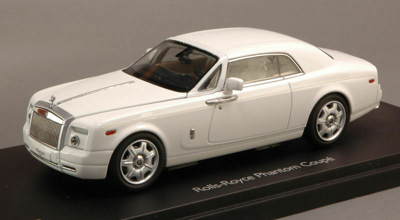Rolls Royce Phantom Coupe' 2013 Weiß 1 43 43 43 Model KYOSHO    Kostengünstiger  41f289