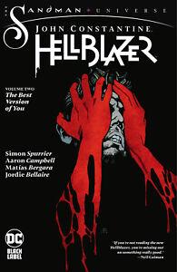John Constantine Hellblazer Vol 2 The Best Version TPB Softcover Graphic Novel