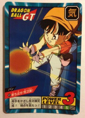Dragon ball GT Super battle Power Level 812