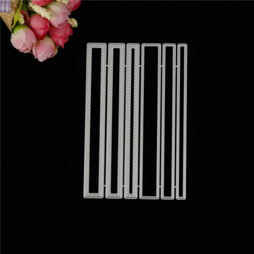 Delicate Tags Framed DIY Embossing Metal Cutting Dies Paper Cards Crafts In UK