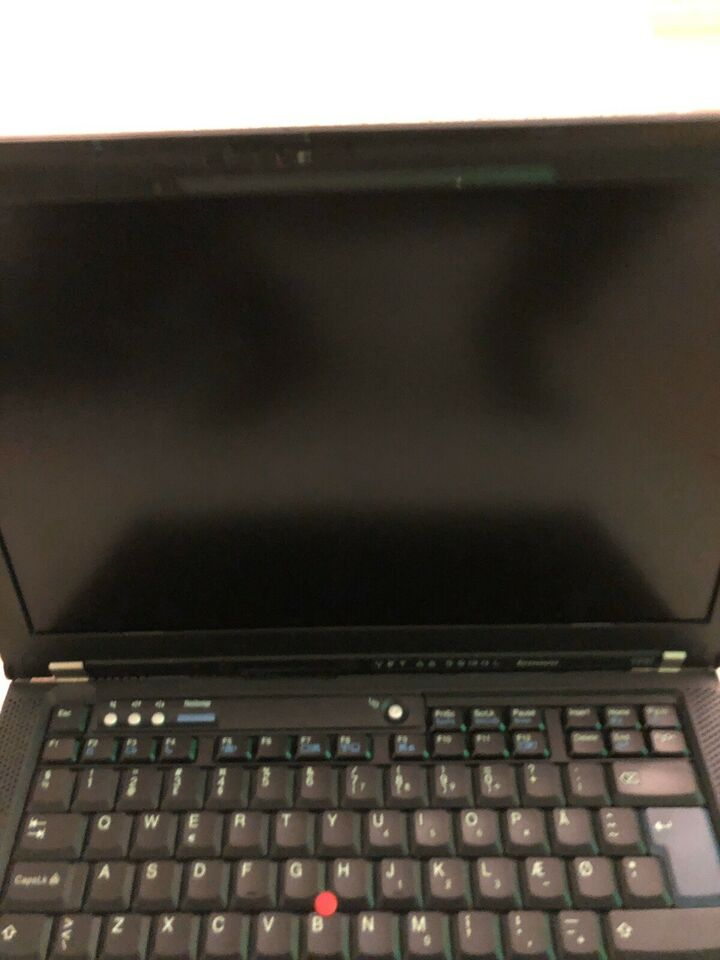 Lenovo T400, 2,53 GHz, 4 GB ram