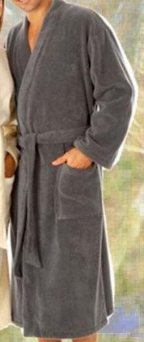 M Kimono Sonderpreis stone 072 grau Keno Kent Sauna Egeria Bademantel unisex Gr