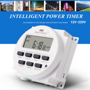 12V-220V-Digital-Intelligent-Power-Timer-Switch-Programmable-Relay-Control-Timer