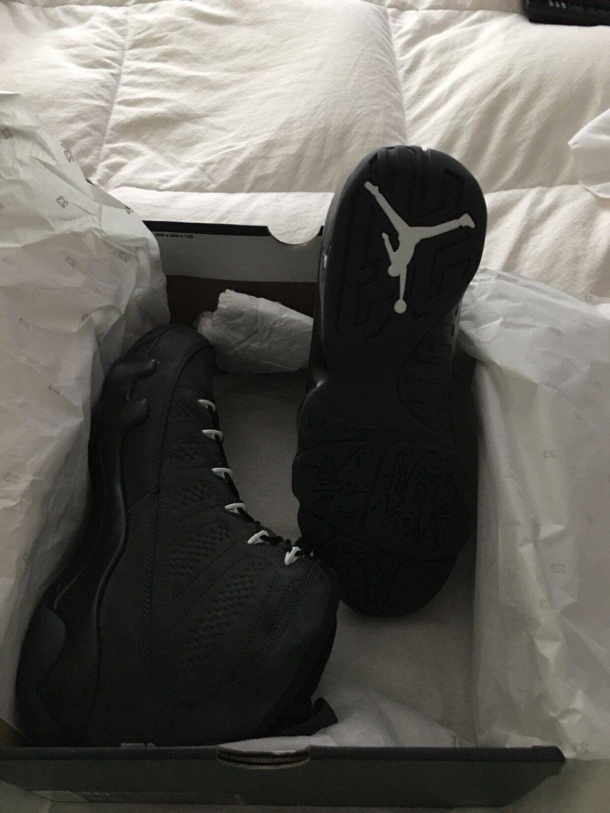 Brand new in the box Authentic retro Jordan 9, size 10.5