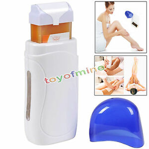 roll on removal kit rechargeable hot appareil chauffant pour pilation cire oc ebay. Black Bedroom Furniture Sets. Home Design Ideas