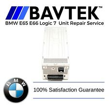 BMW E65 E66 745i 750i 760i Logic 7 Logic7 L7 Amplifier Amp Repair Service 12M