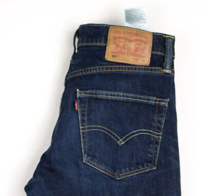 Levi-039-s-Strauss-amp-Co-Hommes-511-Slim-Jeans-Extensible-Taille-W31-L34-APZ1280