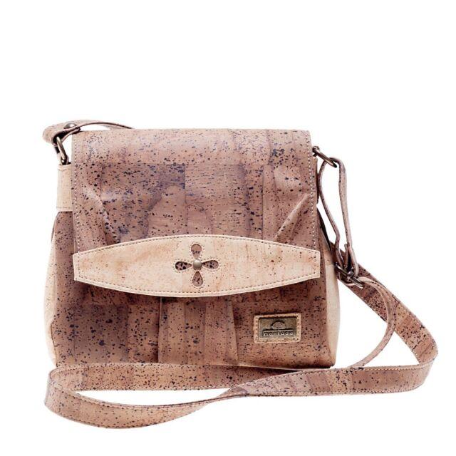 0a87ffeb0b80 Montado Vegan Crossbody Bag With Flower Detail for sale online