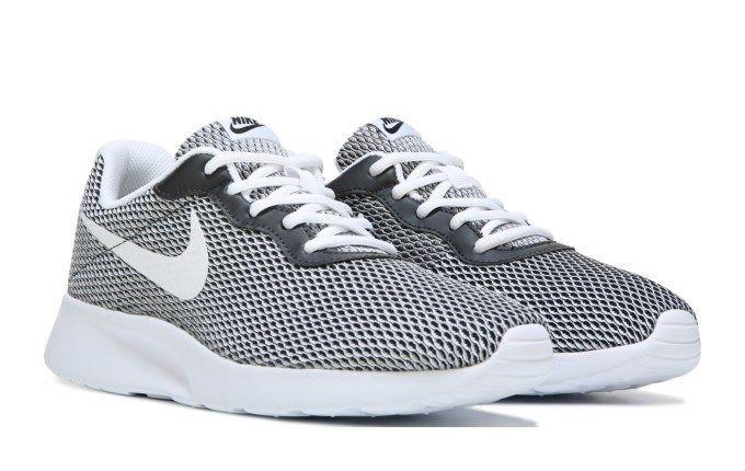 Men's Nike Tanjun SE Running Shoes Black/White Sizes 8-12 New In Box 844887-003