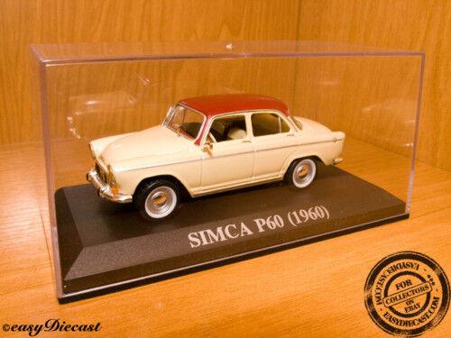 SIMCA P60 P-60 1960 1 43 MINT