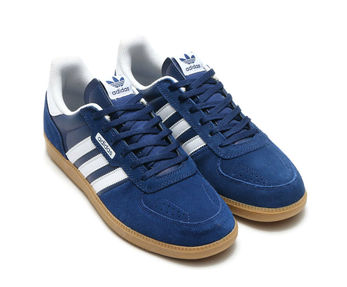 Adidas originals leonero bb8529 sportliche Turnschuhe skateboard - skate - blaue schuhe