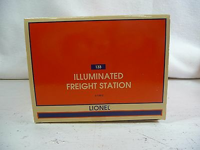 Intellective Lionel 6-12812 Illuminated Freight Station Ln Latest Fashion O Scale