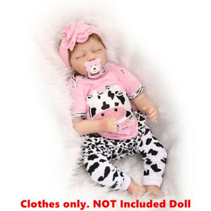 22-034-Newborn-Baby-Clothes-Reborn-Doll-Baby-Girl-Clothes-NOT-Included-Doll