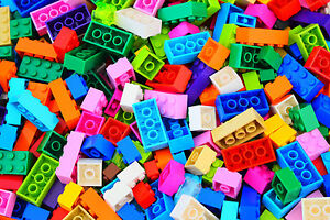 NEW-Lego-100-Bulk-ALL-BRICKS-BLOCKS-LOT-Mixed-Sizes-Basic-Building-Pieces-Mix