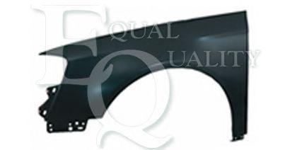 L03675 EQUAL QUALITY Parafango anteriore Dx VW PASSAT 1.6 FSI 115 hp 85 kW 3C2