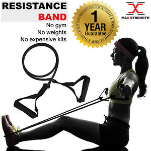 Elastique-Bandes-De-Resistance-Boucle-Yoga-Exercice-Gym-Fitness-Workout-stretch-Physio