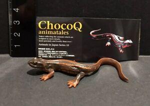 Kaiyodo-Animatales-Choco-Q-Series-10-Swordtail-Newt-Salamander-A-Figure