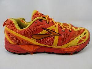 a1ecb48277fc6 Brooks Cascadia 9 Sz 12 M (D) EU 46 Men s Trail Running Shoes ...