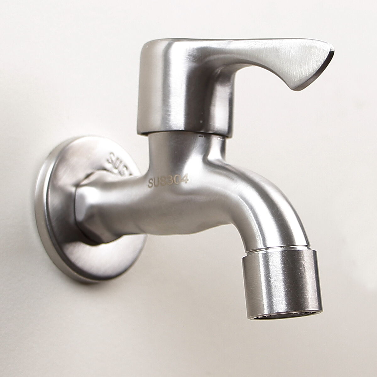 Tap From Cast Stainless Steel 304 Outlet Tap 1/2