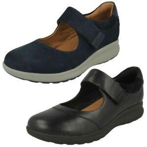 Jane Planos Adornos Tira Mary Onu Clarks Casual Zapatos Mujer UvqTZT