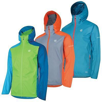 Dare2b Propel Mens Packaway Waterproof Lightweight Jacket