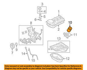 TOYOTA OEM Engine-Oil Filter 90915YZZD3 | eBayeBay