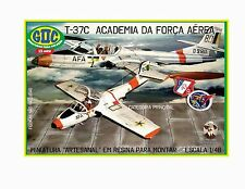 1/48-GIIC MODELS - Cessna T-37C F.A.B - Academia da Força Aerea  -FULLY DETAILED