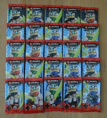 Trading Card Game 25 Booster LEGO NINJAGO Serie 3 125 Karten