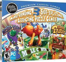 3 Mind-Bending, Side-Splitting, Addicting Puzzle Games PC Games Window 8 7 Vista