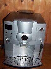 JURA  Impressa E45  komplett revidiert Silber/Schwarz  Hot Coffee