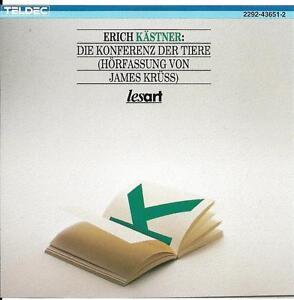 Erich-Kaestner-Die-Konferenz-der-Tiere-CD-Album-Hoerfassung-James-Kruess-Top