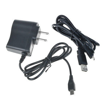2A AC//DC Wall Power Charger Adapter Cord For RCA Pro 10 II RCT6203W46 KC Tablet