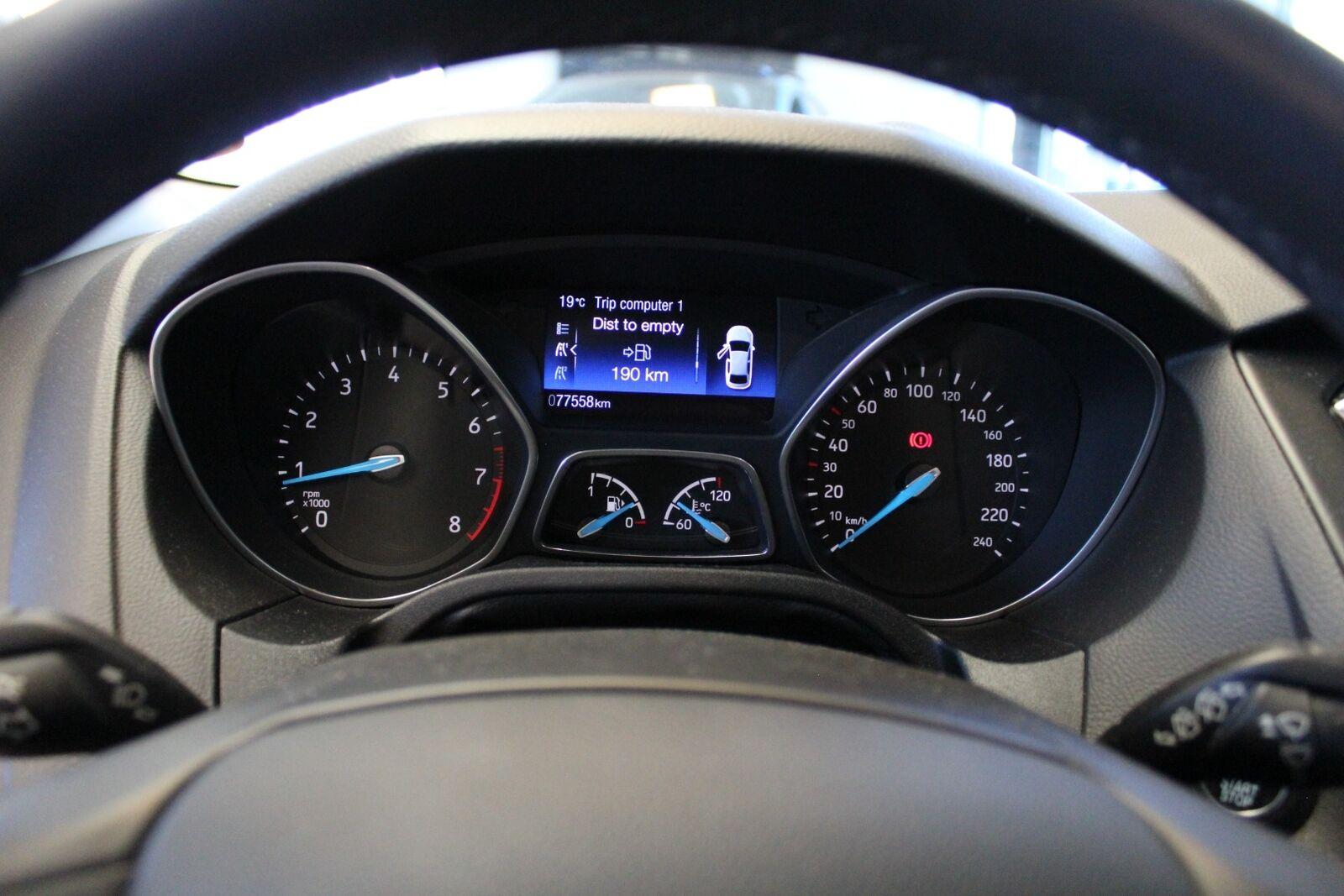 Ford Focus 1,0 SCTi 125 Titanium stc. - billede 8