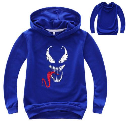 Sweatshirts Kinder Herbst Hoodies Mädchen Jungen Kapuzenpullover Trainingsanzug
