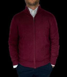 maglione-cardigan-uomo-classico-lana-cachemire-cotone-girocollo-zip-regular