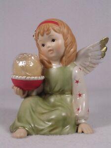 Goebel 'Advent Angel' Figurine With Small Candle #471010 NIB!