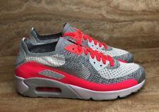 Nike 2y Air Max 90 33.5eu White Metallic Silver Pink Orange
