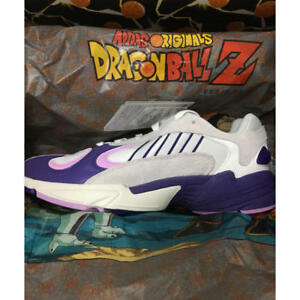 huge selection of 78f96 e4bf7 Image is loading Adidas-Dragon-Ball-Sneaker-Freezer-Model-YUNG-1-