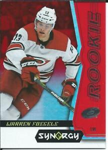 2018-19-Upper-Deck-Synergy-WARREN-FOEGELE-Rookie-Red-Parallel-71