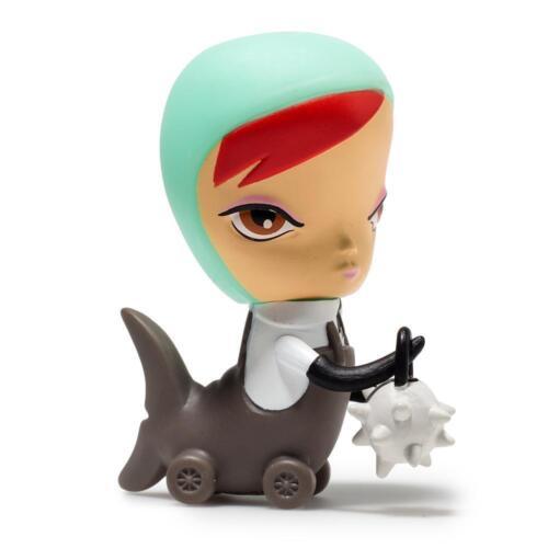 Kidrobot Dark Harbor Designer Vinyl Mini-Figure Sadie